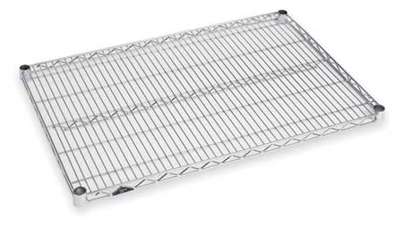 Wire Scrty Cart Shelf, CS, 800 lb.Shlf Cap