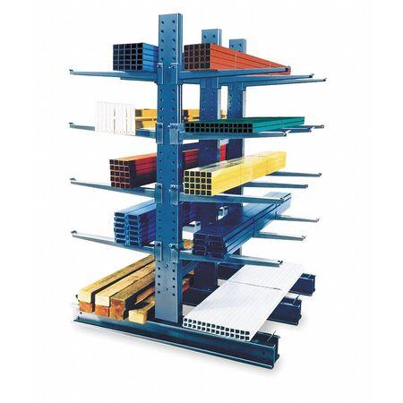 Starter Cantilever Rack, 2 Sides, 8 ft. H