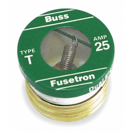 30A Time Delay Ceramic Fuse 125VAC 4PK