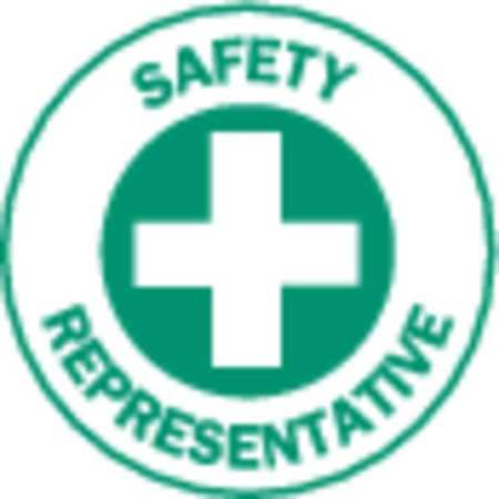 Hard Hat Emblem Label, PK4