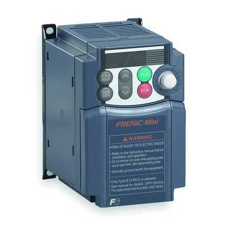 Variable Frequency Drive, 1/4 HP, 200-230V