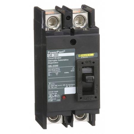 2P Standard Circuit Breaker 200A 240VAC