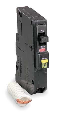 1P AFCI Plug In Circuit Breaker 15A 120/240VAC