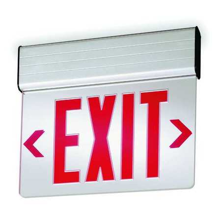ACUITY LITHONIA LED Exit Sign/ Battery Backup