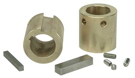 Bushing Kit, Dia.1.25 In, Use With E26MWSS