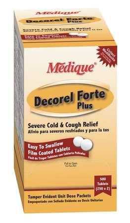 Decorel Forte Plus, Tablet, PK500