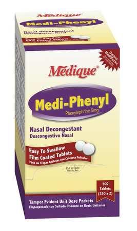 Medi-Phenyl, Tablet, 5mg, PK100