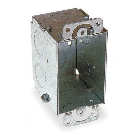 Electrical Box, Switch, 3x2x2-1/2 in.