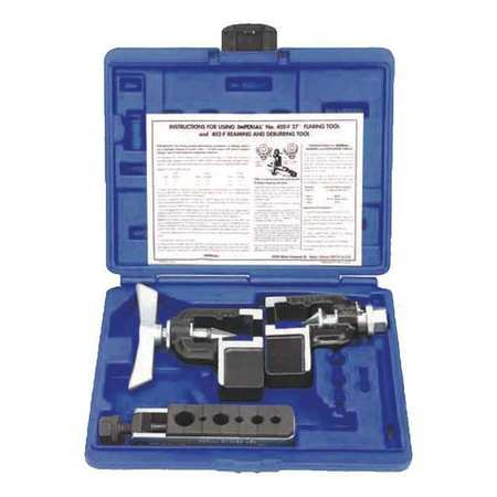 Flaring/Reaming Kit, 3 Pc, 37 Deg