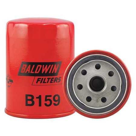 Oil Filter, Spin-On, Full-Flow