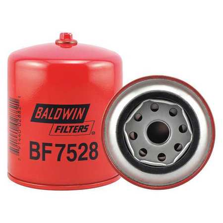 Fuel Filter, 4-11/16x3-11/16x4-11/16 In