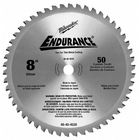 Metal-Cutting Saw Blades