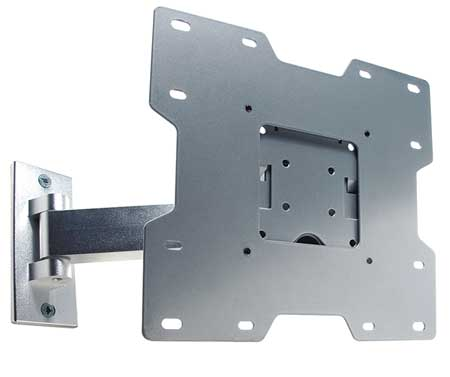 "Full Motion TV Wall Mount,  22"" to 40"" Screen,  80 lb. Capacity"