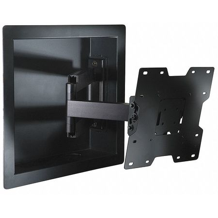 "In-Wall TV Mount,  22"" to 40"" Screen,  80 lb. Capacity"