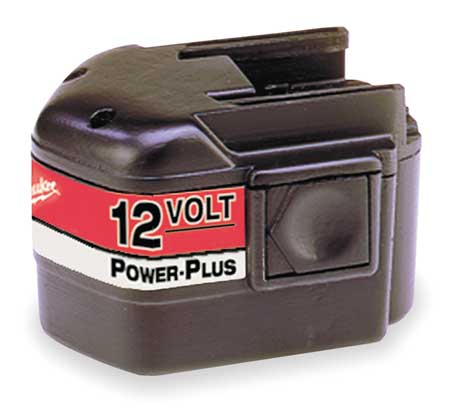 Battery Pack, 12V, 2.4Ah, NiCd