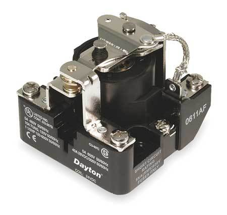Open Power Relay, 5 Pin, 12VDC, SPDT