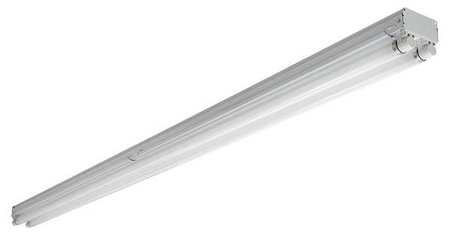 Channel Strip Flourescent Fixture, F96T8