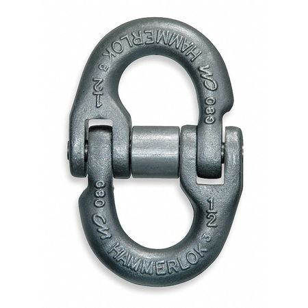 Coupling Link, 9/32 In, 3500 lb, GR 80