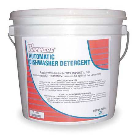 Automatic Dishwasher Detergent, 10 lb.