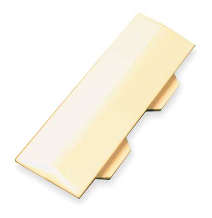 Cover Clip, Ivory, PVC, 40N2 Series, Clips