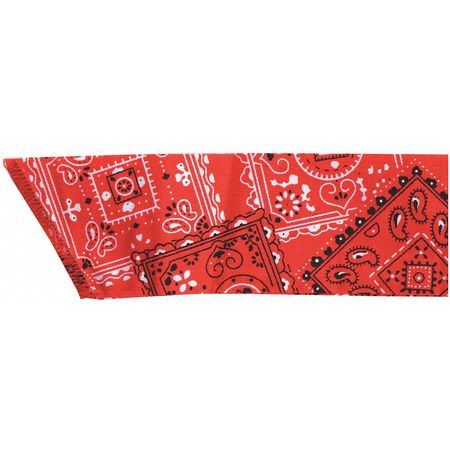 Cooling Bandana, Red, Universal