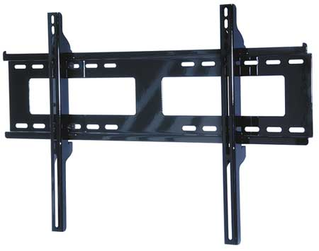 "Flat TV Wall Mount,  3"" to 75"" Screen,  150 lb. Capacity"