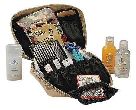 Military Personal Comfort Kit