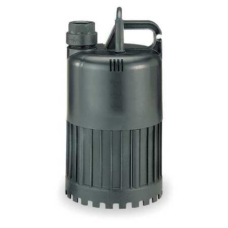 "1/3 HP 1-1/4"" Submersible Sump Pump 115V"