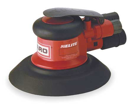 Air Random Orbit Sander, 0.20HP, 3-1/2 In.