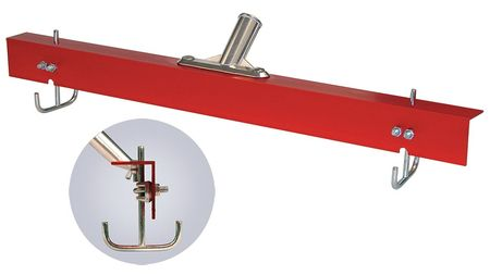"TOUGH GUY Red 24"" Squeegee Head"