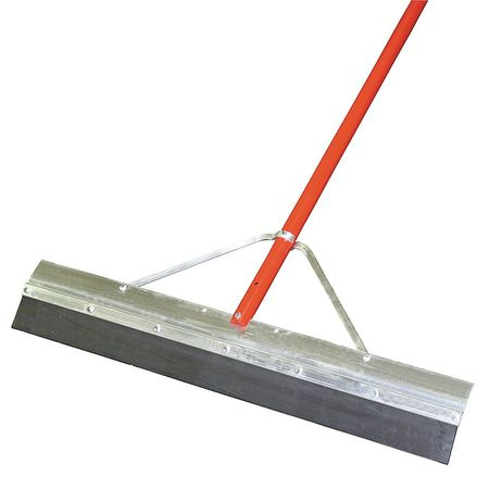 "TOUGH GUY Black/Red 36"" Seal Coating Squeegee"