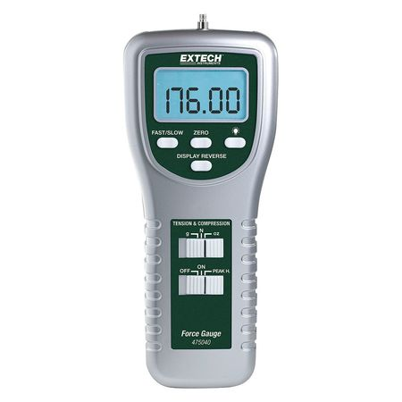 Gauge, Digital Force, 0.05 to 176 Ounces