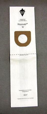 Filter Bag, 2-Ply, Paper, PK3