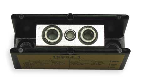 Pwr Dist Block, 175A, 1P, 2/0-8 AWG, 600VAC