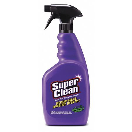 SUPERCLEAN 101780 Cleaner-Degreaser, Multi-Purpose,32 Oz