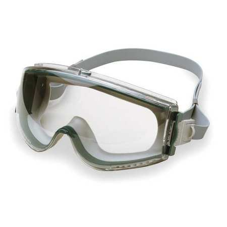 Honeywell Clear Chemical Splash/Impact Resistant Goggles,  Anti-Fog