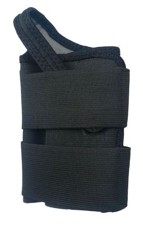 Wrist Support, XL, Right, Black