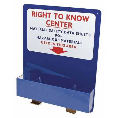 Right to Know Compliance Center, 24 In. W
