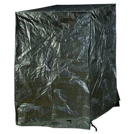 Pallet Cover Tarpaulin, 4x4x4 ft.