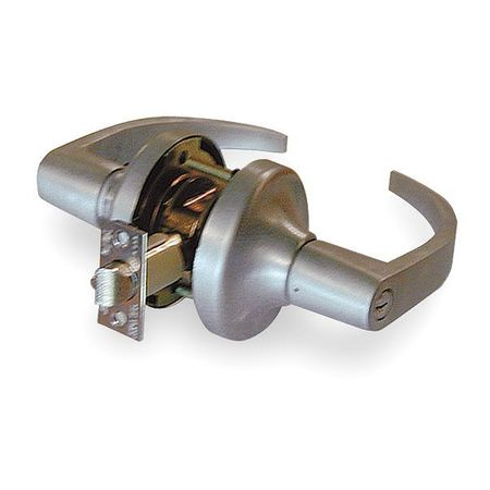Lever Lockset, Mechanical, Passage, Grade 1