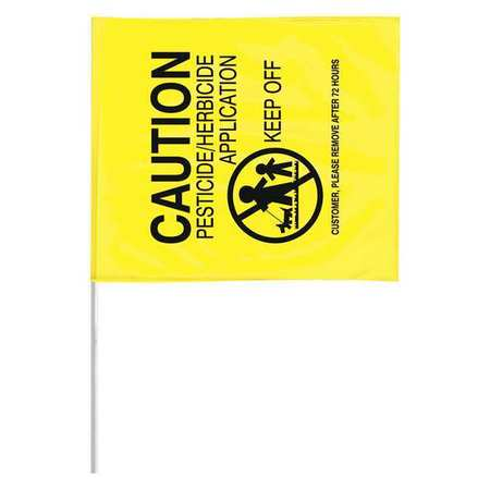 Flag,  Marker,  Caution
