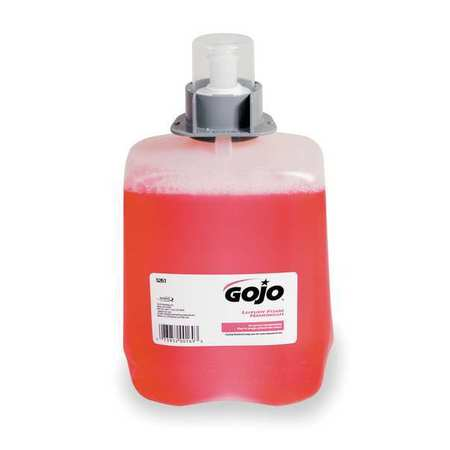 GOJO 2000 mL Cranberry Foam Soap
