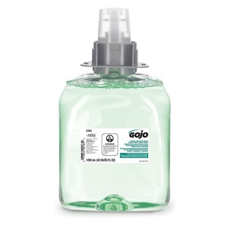 GOJO Shampoo and Body Wash Refill, Green, PK3