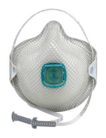 Moldex N95,  N99,  N100,  and P100 Disposable Particulate Respirators
