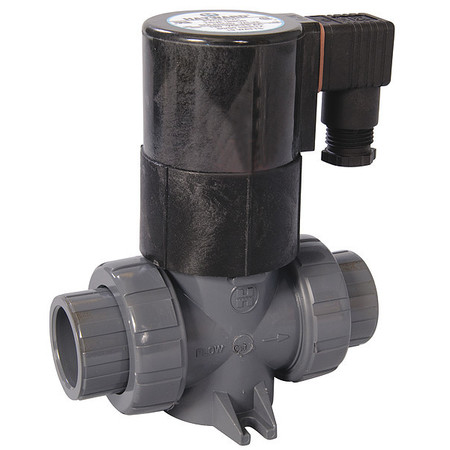 Valve, CPVC, 2Way/2Position, NormallyClosed