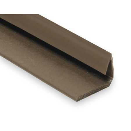 Fire and Smoke Seal, 3ft, Brown, TPE Rubber