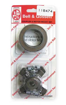 Coupler & Motor Mount,  For 4RD13,  4RD14