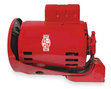 Power Pack, 3/4 HP, 1725 rpm, 115/230V