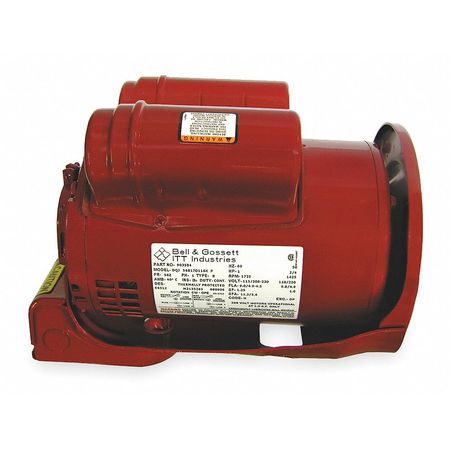 Power Pack, 1 HP, 1725 rpm, 115/208 to 230V