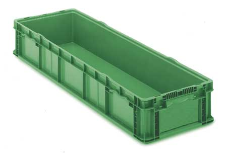 Wall Container,  48 In. L,  15 In. W,  40 lb.